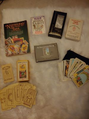 Tarot Card sets - Make Offer for Sale in Hillsboro, OR