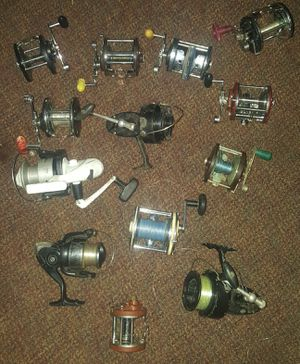 13 Saltwater Fishing Reels for Sale in Eureka, CA