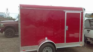 2017 continental cargo enclosed trailer 6X10 for Sale in Middleton, ID