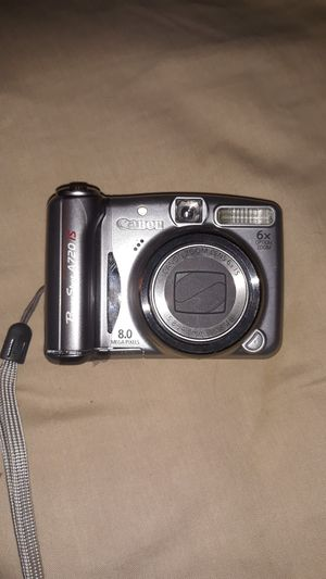 Canon camera for Sale in El Paso, TX