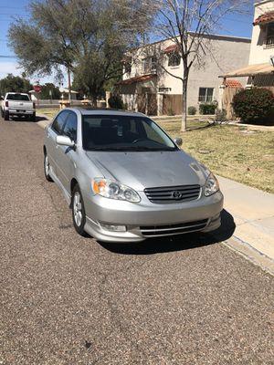 2004 Toyota Corolla for Sale in Phoenix, AZ
