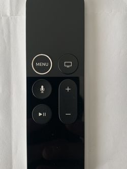Replace Remote for Apple TV 4th Gen MR912LL/A--Free Case for Sale in Alhambra,  CA