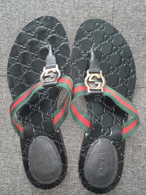 Gucci flip flops s8.5 women's for Sale in Salt Lake City, UT