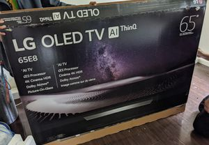"""LG E8 65"""" OLED Excellent Condition for Sale in Mountain View, CA"""
