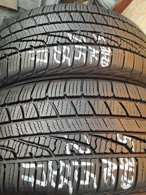 215/55-17 #2 tires for Sale in Alexandria, VA