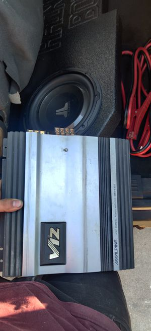 Amplifier for subs for Sale in Austin, TX