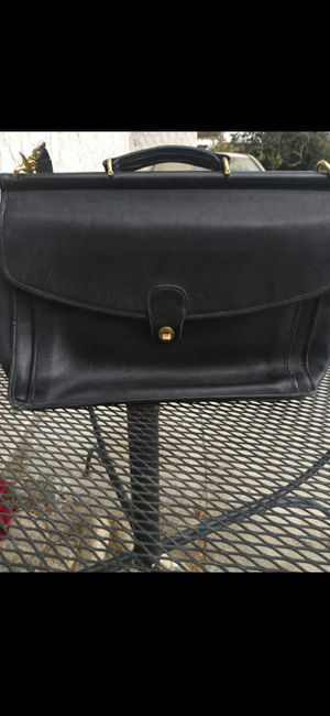 Original coach messenger bag for Sale in Fontana, CA