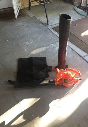 Black and Decker Corded Blower for Sale in Stockton, CA