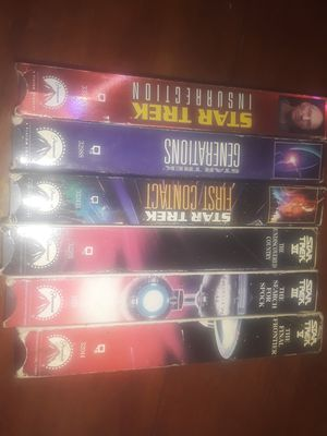 Star track VCR collection for Sale in Columbia, SC