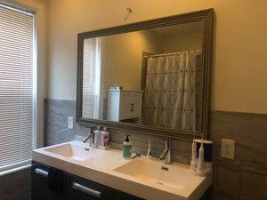 Beautiful framed mirror for Sale in Philadelphia, PA