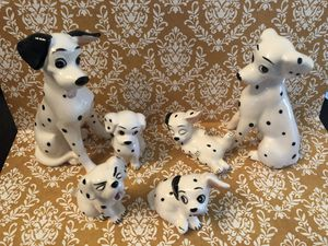 Vintage Disney 101 Dalmatians figurines for Sale in Irvine, CA