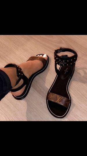Louis Vuitton sandals for Sale in Dallas, TX