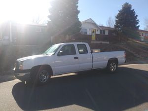 05 Chevy Siverado for Sale in Denver, CO