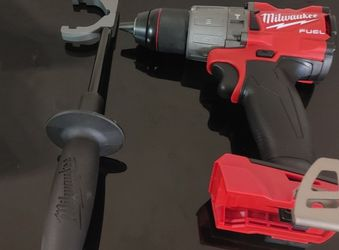 """M18 FUEL 18-Volt Lithium-Ion Brushless Cordless 1/2"""" Hammer Drill/Driver for Sale in Brandon,  FL"""