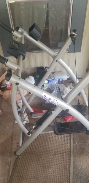 Gazelle exercise machine. for Sale in Georgetown, LA