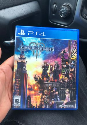 Kingdom hearts 3 for Sale in Stockbridge, GA