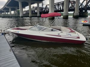 Boat maxum very nice condition runs good sale end trade for Sale in Milford, CT