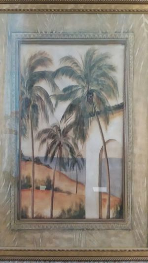 Palm Tree Picture for Sale in Stafford Township, NJ
