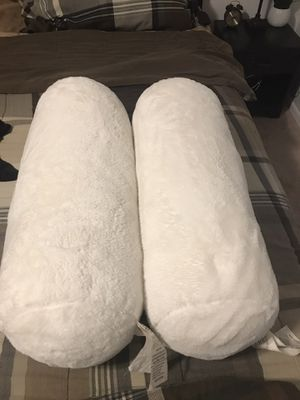 Neck roll pillows for Sale in Beaumont, TX