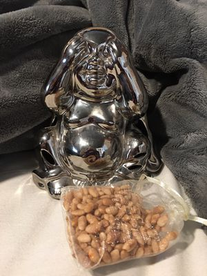 Metal Buddha Statue Aromatherapy for Sale in Barnstable, MA