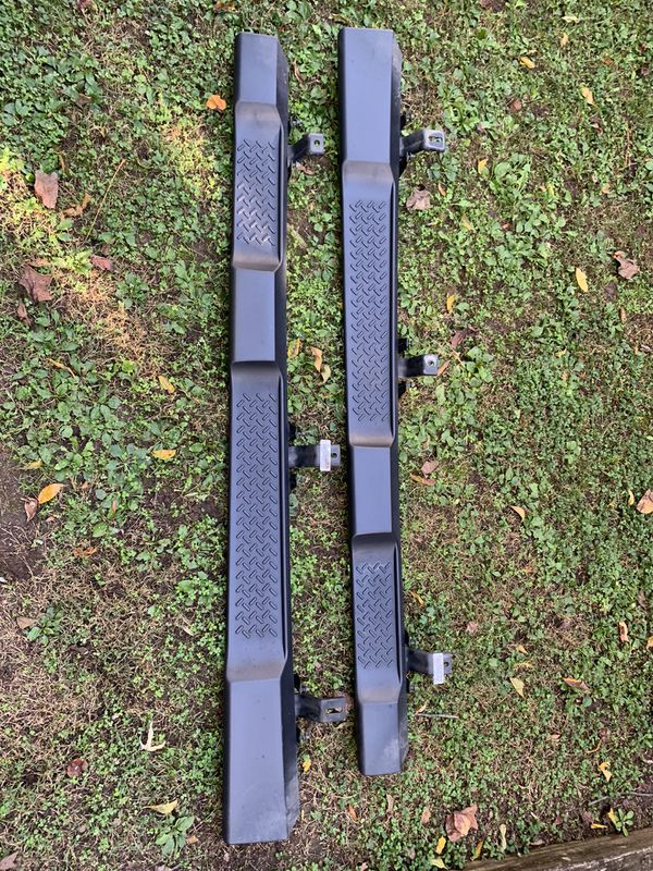 Running board for Jeep Jk
