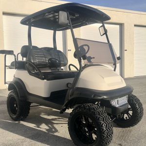 2018 Club Car Precedent Lifted Golf Cart for Sale in Boca Raton, FL