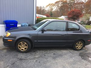 2005 Hyundai Accent hatch back for Sale in Lincoln, RI