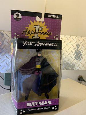 DC Direct 1st appearance Batman action figure for Sale in San Dimas, CA