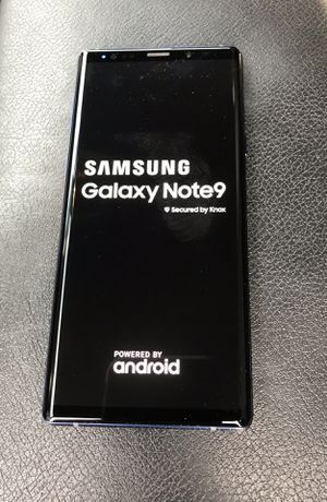 GOOD CONDITION Samsung Galaxy Note 9 128GB (T-Mobile) UNLOCKED +USB CABLE +CHARGER $400 FIRM for Sale in Westminster, CA