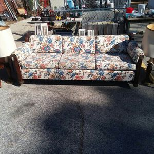 Sofa, Tables, Lamps for Sale in Swainsboro, GA