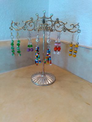 5 sets of earrings for Sale in Phoenix, AZ