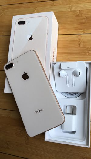 New Condition iPhone 8 Plus Factory Unlocked for Sale in North Miami Beach, FL