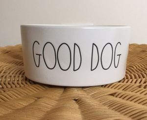 Rae Dunn dog bowl for Sale in Cary, NC