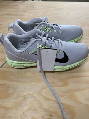 New Nike Lunar Command 2 Golf Shoes Womens Size 7 1/2 Grey Green for Sale in Farmville, VA