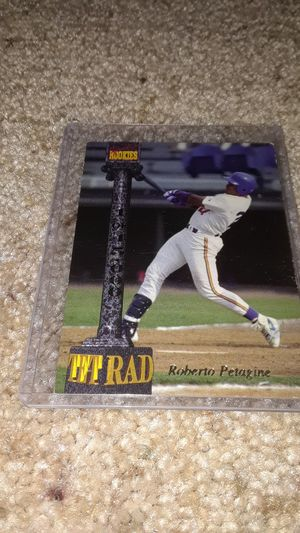 Baseball card for Sale in Neenah, WI