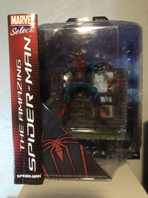 Marvel Select The Amazing Spider-Man for Sale in Garland, TX