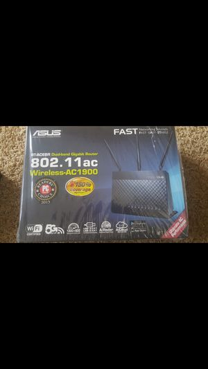ASUS RT-AC68R 802.11ac Wireless AC1900 Router for Sale in Portland, OR