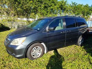 Honda Odyssey EXL,cold AC,Navigation,excellent fior Family Vehicle!!! for Sale in West Palm Beach, FL