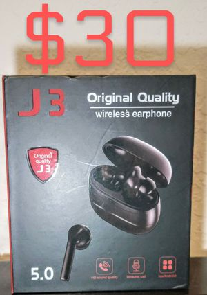 Brand new wireless Bluetooth earbuds android/iphone compatible for Sale in Katy, TX