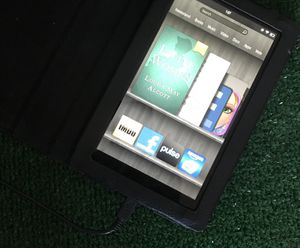 Amazon Kindle Fire Early Generation Working Tablet for Sale in Miami, FL