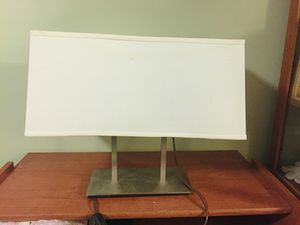 Contemporary West Elm Desk Hallway Lamp for Sale in Silver Spring, MD