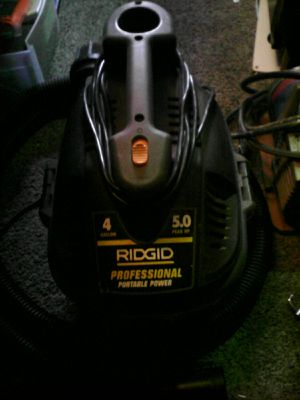 Ridgid wet/dry shop vac for Sale in Bend, OR