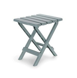 New Camco Adirondack Portable Outdoor Folding Side Table, Perfect for The Beach, for Sale in Bakersfield, CA