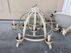 2 chandeliers for Sale in Hercules, CA