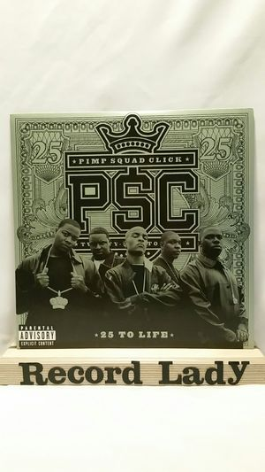 "T.I ""The P$C 25 To Life"" 2XLP vinyl records hip hop for Sale in San Diego, CA"