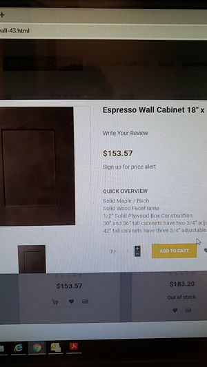 Kitchen Cabinet for Sale in Compton, CA