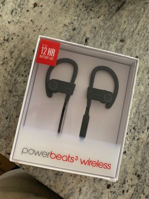Power Beats 3 Wireless Headphones for Sale in Silver Spring, MD