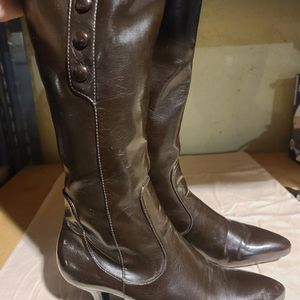 Franco Sarto Brown Boots for Sale in Gurnee, IL