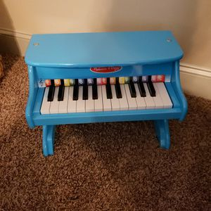 Melissa and Doug Piano for Sale in Lawrenceville, GA