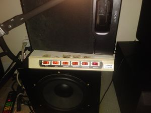 Subwoofers. Sony. Yamaha. Onkyo and Polk Audio for Sale in Stockton, CA